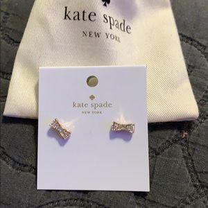 Gorgeous Kate Spade Bow earrings!